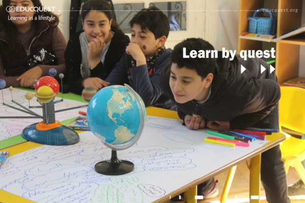 learn by quest